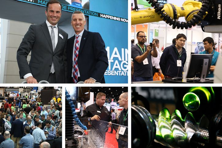 Photos of Hannover Messe USA at IMTS 2018
